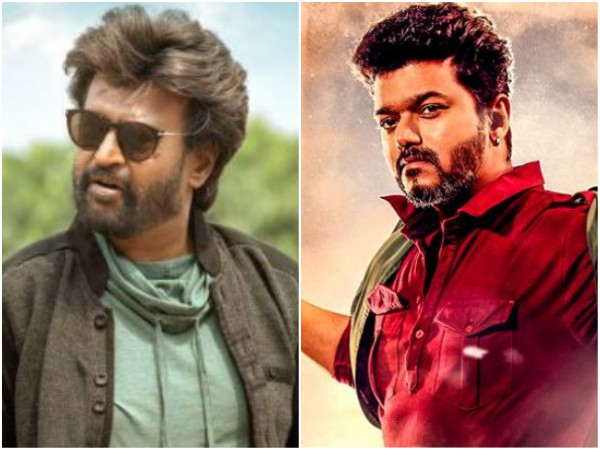 Rajinikanth Steps Into The Shoes Of Vijay; Leaves The Fans Quite Excited!