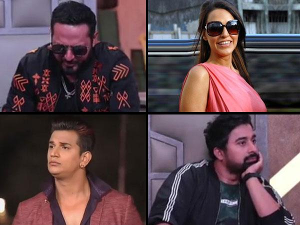 Rannvijay Singha, Prince Narula, Nikhil Chinapa Or Neha - Who Is Being Paid The HIGHEST On Roadies!