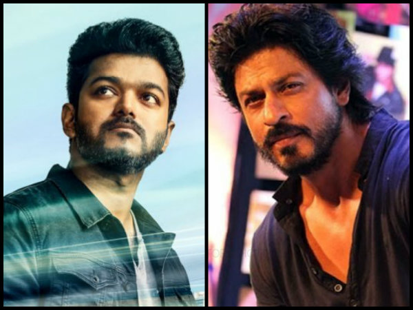 INTERESTING DETAILS INSIDE: Shahrukh Khan To FIGHT With South Superstar Vijay!