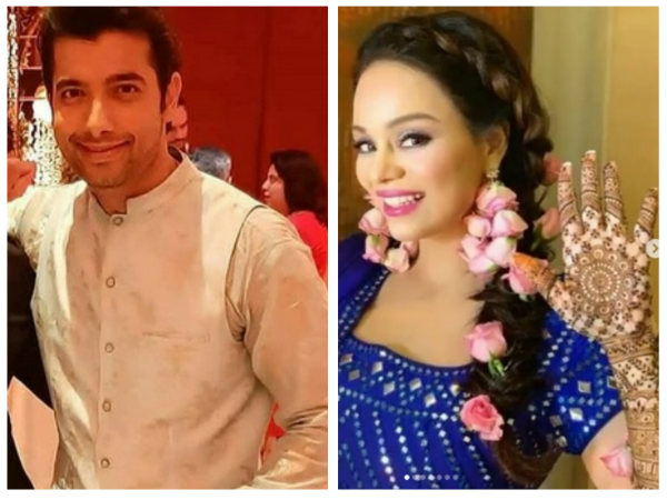 Ssharad Malhotra & Ripci Dance Their Heart Out At Mehendi Ceremony: Inside Pictures & Videos