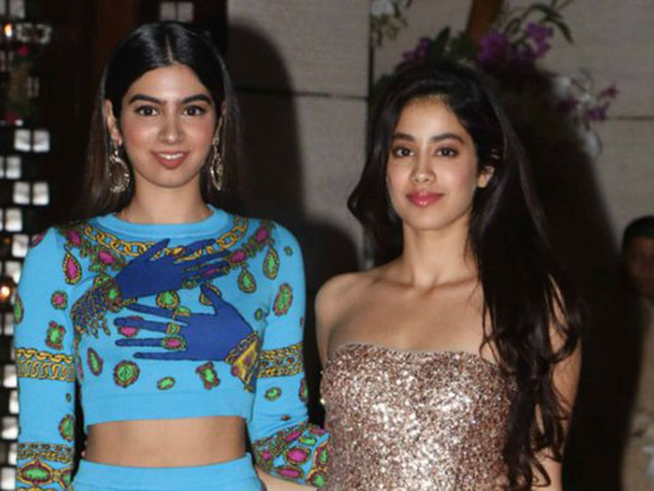 Khushi Kapoor Talks About Her Most Embarrassing Tattoo; Reveals Her Mom Sridevi Didn't Approve It!