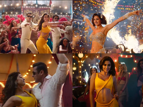 Bharat Song Slow Motion: Salman Khan-Disha Patani's Sizzling Chemistry Steals The Show!