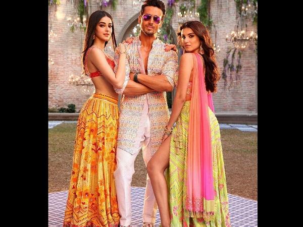 SOTY2 Song Mumbai Dilli Di Kudiyaan: Tiger, Ananya & Tara Get Groovy Desi Style!