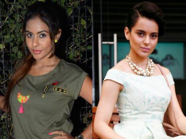 Sri Reddy Slams Kangana Ranaut Once Again; Calls Her A Dumb Actress!