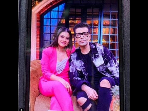 The Kapil Sharma Show: Kajol & Karan Johar Appear