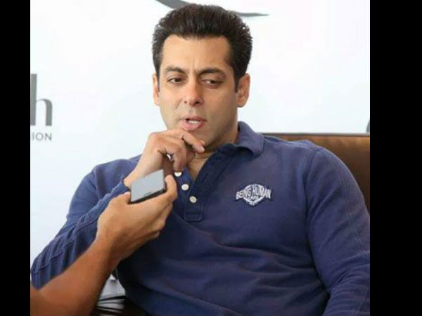 Salman's Reaction On Vivek's Press Conference
