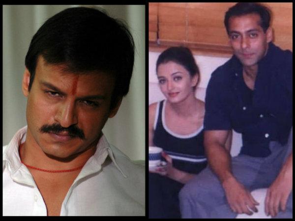 Vivek Takes A Jibe At Salman