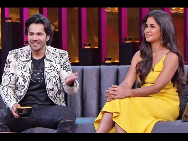 Katrina Kaif CALLED UP Varun Dhawan & Told Him This Before Exiting From Street Dancer!