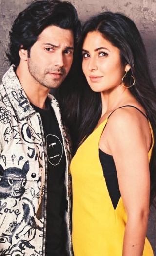 Katrina Called Up Varun Before Exiting From Street Dancer!