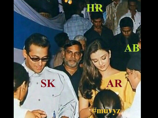 When EX-LOVERS Aishwarya Rai & Salman Khan SPOTTED TOGETHER With Abhishek Bachchan: UNBELIEVABLE PIC