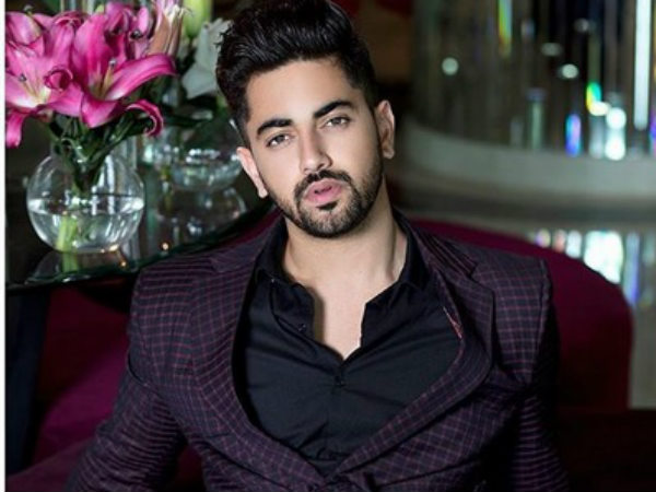 Zain Doesn't Want To Do Bold Roles!