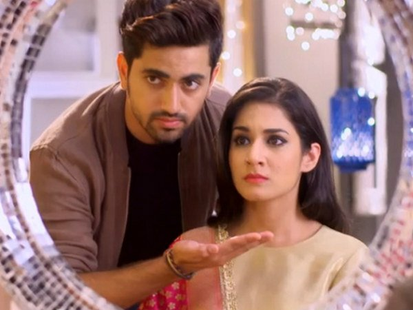 Zain Is Not In Touch With Aditi!