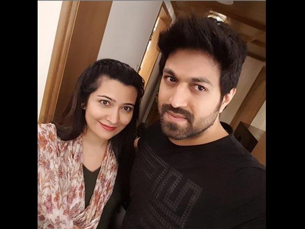 Yash & Radhika Pandit Come Together For A Movie | Yash & Radhika's