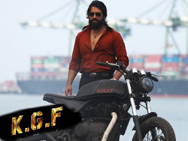 KGF Ruled By Rocky