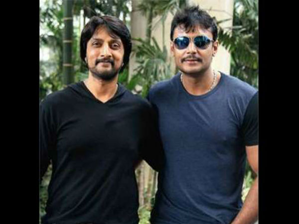 Sudeep Told Roberts Producer To Do Film With Darshan!
