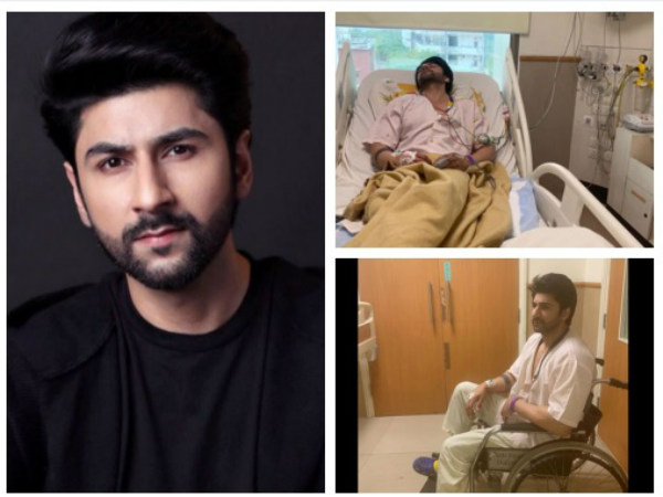 Kasam Tere Pyaar Ki's Aansh Arora Physically Assaulted & Tortured By Police; Was The Actor Drunk?