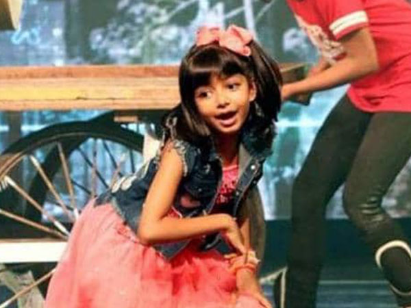 Viral Video! Aaradhya Bachchan Dances To Ranveer's Singh's Gully Boy Song & It's Too Cute