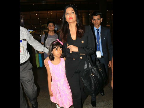 Here's How Netizens Reacted To Aishwarya & Aaradhya