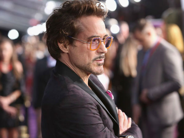 Downey Jr's Pay Cheque