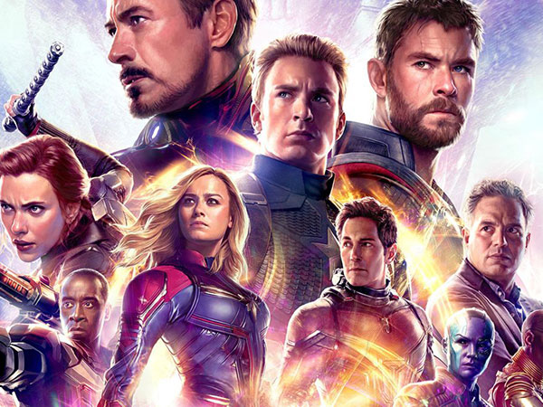 The Gross Box Office Collection Of Avengers: Endgame Crosses 300 Crore Mark