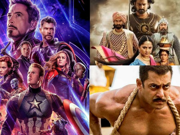 Avengers: Endgame vs Hindi Biggies