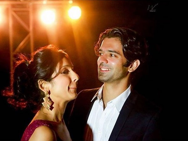 Barun Stared At Pashmeen When She Went To Drink Water!