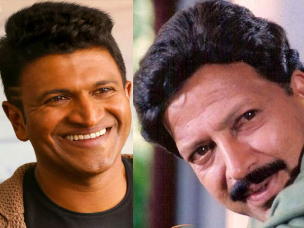 Puneeth Reveals Vishnuvardans Secret!