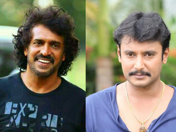 Upendra Draws Inspiration From Darshan