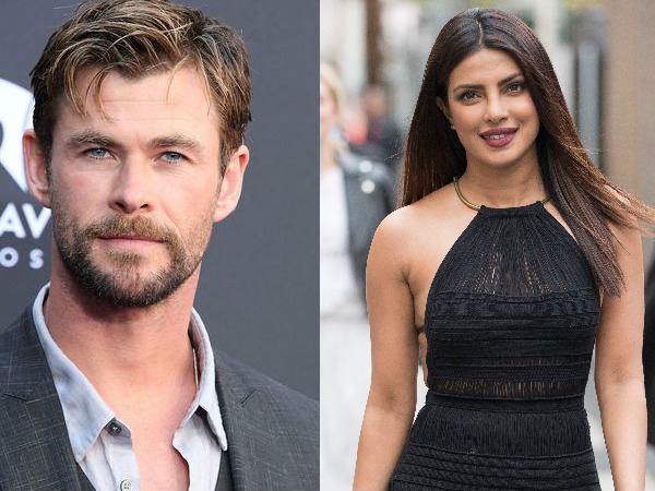 It's None Other Than 'Avengers' & 'Men In Black: International' Star Chris Hemsworth!