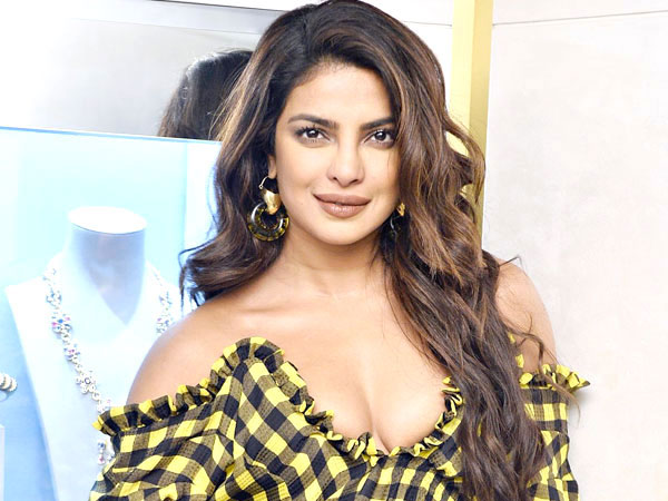 Priyanka On The Bollywood Front