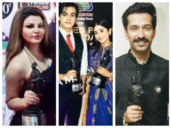 <strong>Most Read: Dadasaheb Phalke Film Foundation Award: Rakhi Sawant, Nakuul, Shivangi-Mohsin & Others Bag Awards!</strong>