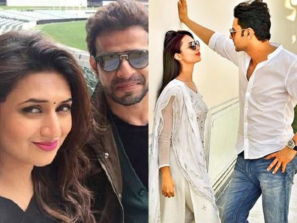 When Divyanka Tripathi Was Linked Up With Karan Patel & Vivek Dahiya!