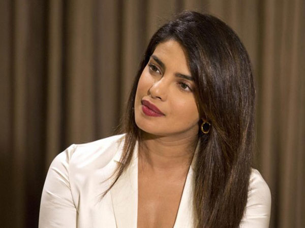 Priyanka Never Spoke To Me About Leaving Bharat