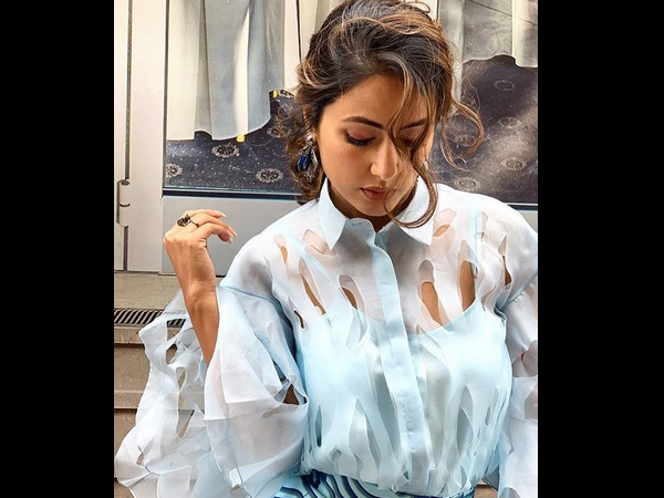 Hina Khan Was Disheartened With Unpleasant Comment; Says She Can Never Play Victim!