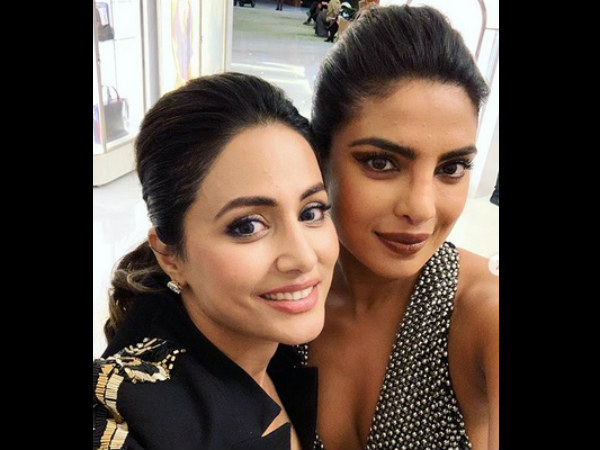 Hina Poses Selfie With PC