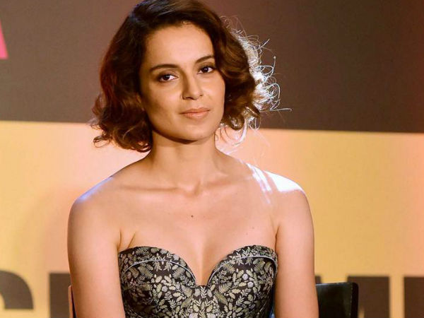 Kangana Says Risqué Dressing Has Never Been A Deterrent
