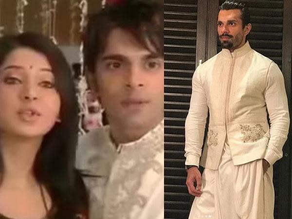 Karan Singh Grover who played Jennifer Winget's Husband In ...