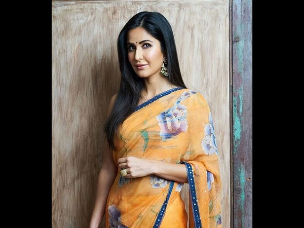 Katrina Learnt About Bharat On The Sets Of TZH