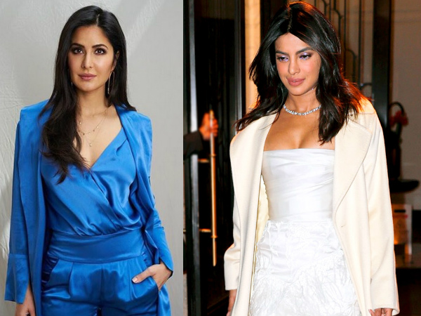 Katrina Was UNAWARE About Priyanka Doing Bharat Before!