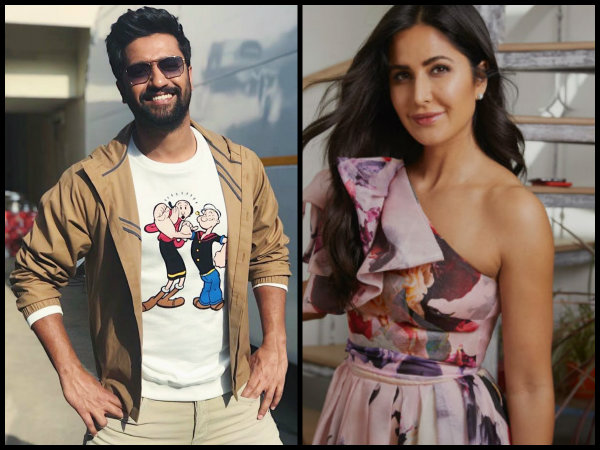 Inside Details! Katrina Kaif & Vicky Kaushal Have Already Taken Their Relationship To Next Level?