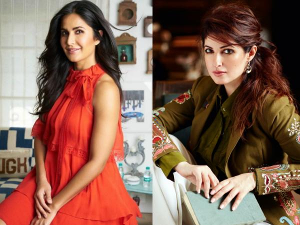 Twinkle Khanna Makes Katrina Kaif Very Nervous; Is This The Reason?