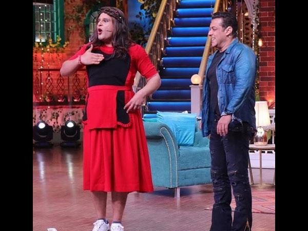 The Kapil Sharma Show: Sunil Grover Refuses To Join Salman & Katrina