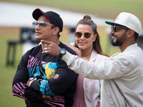 Roadies: Irked With Princes Statement, Neha Dhupia Calls Him Stupid; Raftaar & Sandeep Support Her!