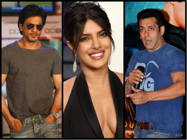After Shahrukh Khan, Salman Khan VOWS To NEVER Work With Priyanka Chopra Again; He's Done With Her!