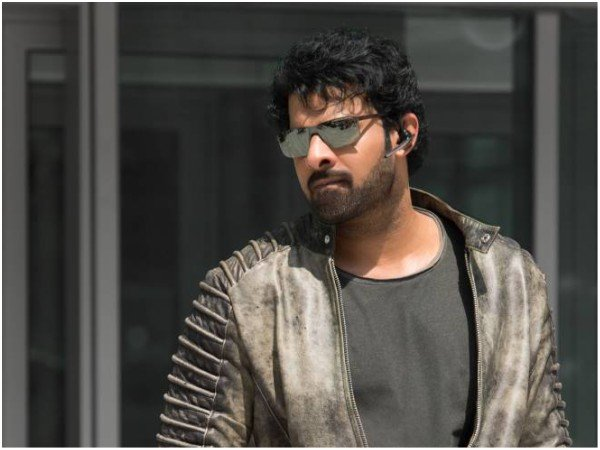 Prabhas's Saaho Poster Lands In An Unexpected Controversy; Shocking Deets Inside