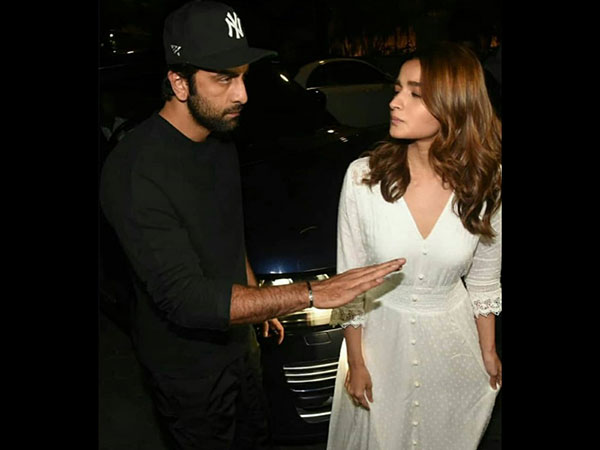 Meanwhile, Ranbir-Alia Continue To Paint The Town Red