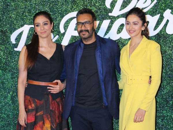 It Was Great Working With Ajay Devgn & Tabu