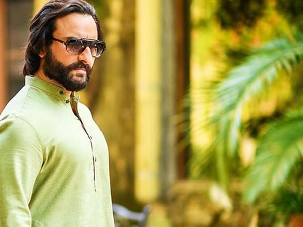 Saif Ali Khan To Debut With This Show