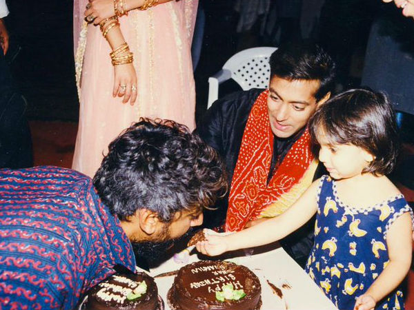 Salman Khan CROPS OUT Aishwarya Rai Bachchan's Face While Sharing A Throwback Picture With Bhansali
