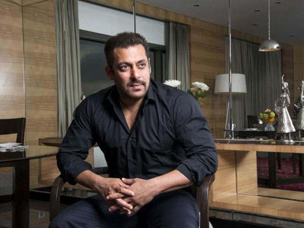 Salman's Teacher Once Threw Him Out The Class